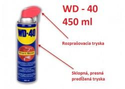 WD-40 450 ml multifunkčné mazivo Smart Straw